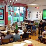 Ouders in de klas